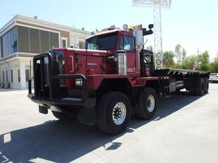 camion plateau KENWORTH * C500 * Bed / Winch * 8x4 Oil Field Truck *