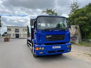 camion plateau ERF 18