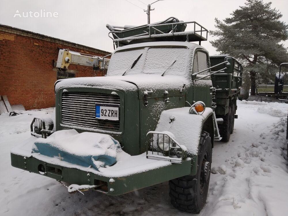 camion plateau MAGIRUS-DEUTZ 178D 15AL JUPITER