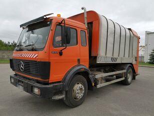 camion porte-conteneur MERCEDES-BENZ 1722