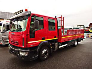 camion porte-voitures IVECO  120E240 MACHINEN TRANSPORT