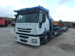camion porte-voitures IVECO Stralis AS190S45
