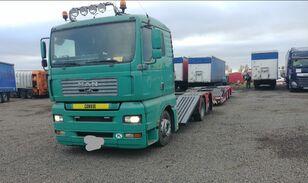 camion porte-voitures MAN TGA 26.460