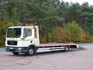 camion porte-voitures MAN TGL 12.180