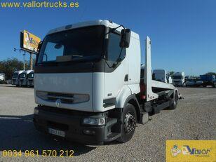 camion porte-voitures RENAULT Premium 420.18