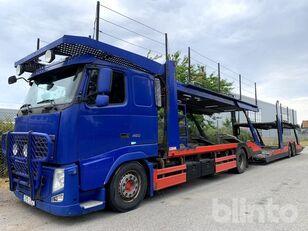 camion porte-voitures VOLVO FH 460