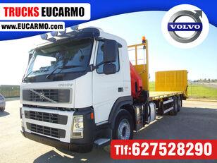 camion porte-voitures VOLVO FM12 380