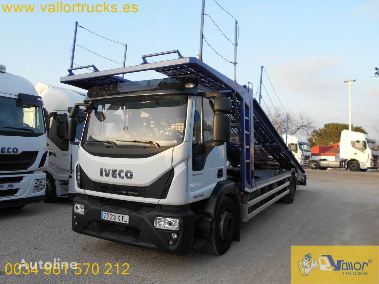 camion porte-voitures IVECO Eurocargo 180E28