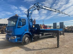camion porte-voitures RENAULT PREMIUM 370