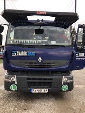 camion porte-voitures RENAULT PREMIUM 430DXI