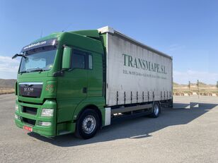 camion rideaux coulissants MAN TGX 18.440