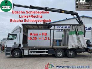 camion rideaux coulissants MERCEDES-BENZ 2636