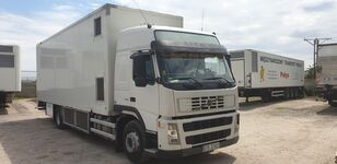 camion transport de volailles VOLVO VAN RAVENHORST One day old chicks