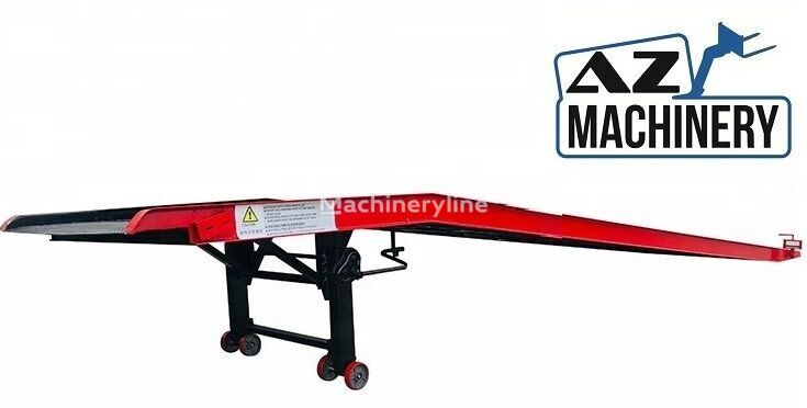 rampe de chargement mobile AZ-MACHINERY AZ RAMP-PRIME LARGE WLO neuf