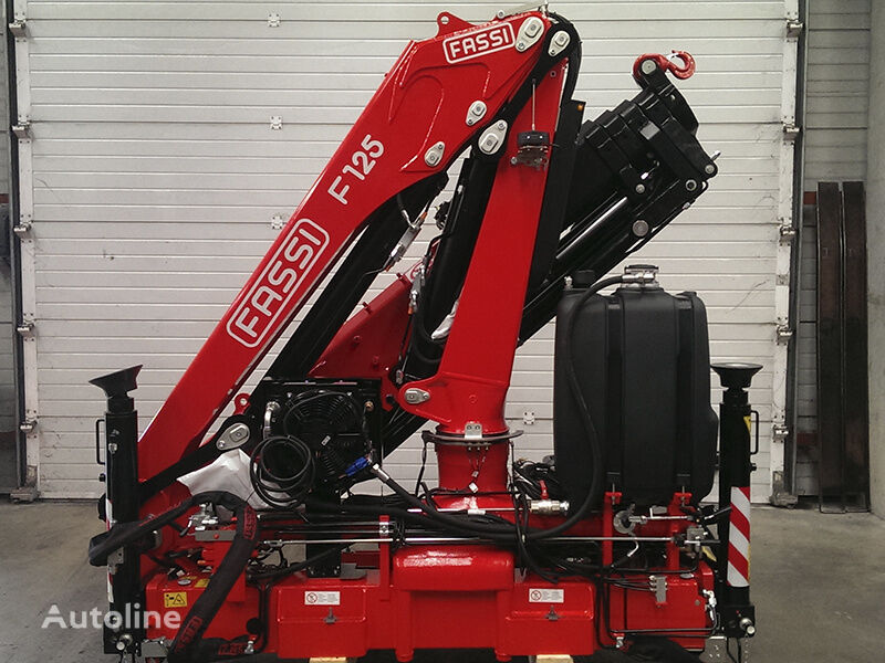 grue auxiliaire FASSI F 125A.2.23 xe dynamic neuf