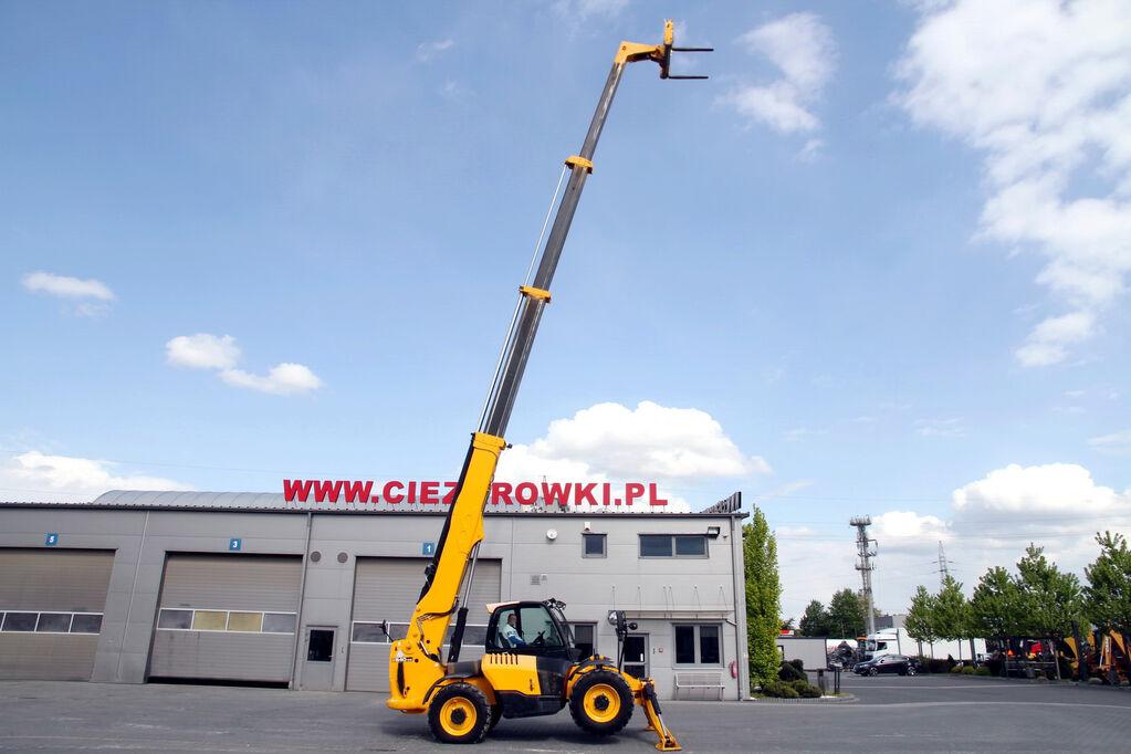 chargeuse articulée télescopique JCB 540-170 Hi-Viz / Powershift / 4x4x4 / 17m-4,000kg