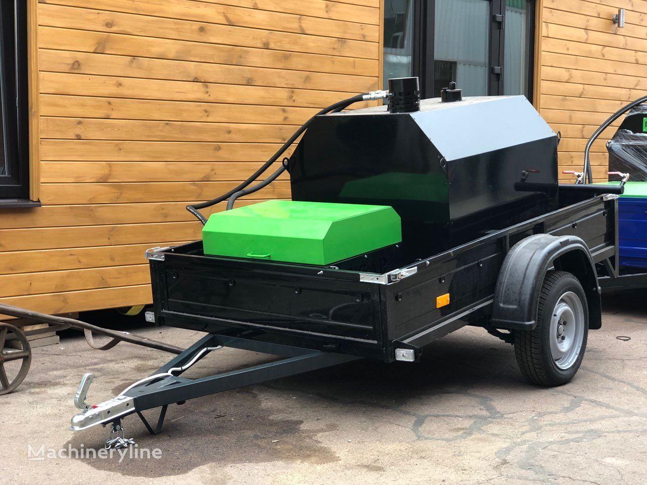 répandeuse Skrapiarka do asfaltu / Asphalt Sprayer TICAB BS-1000 neuf