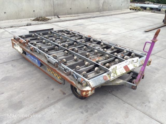 roll trailer  VIKING CD48 container dolly