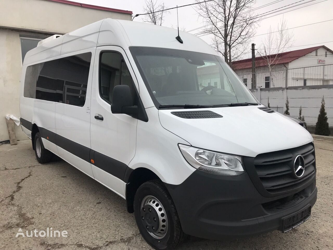minibus de passager MERCEDES-BENZ Sprinter 516 neuf