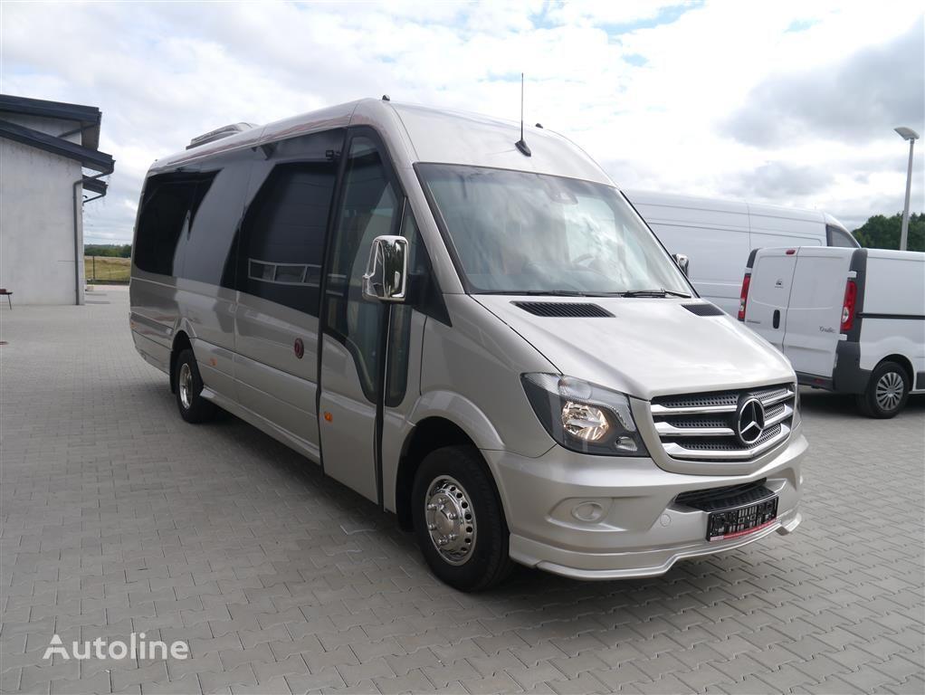 minibus de passager MERCEDES-BENZ Sprinter 519 CDI,24 Plätze Komfort-ViP, XXXL-Verlänerung,Klima, neuf