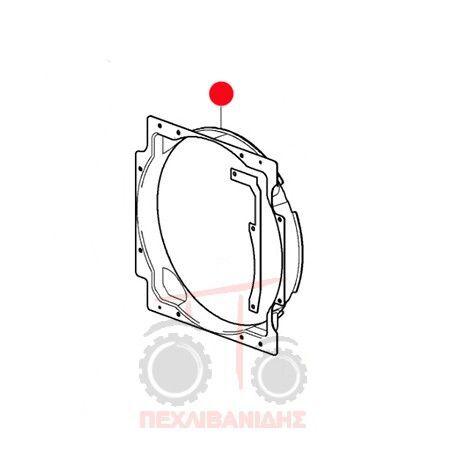 boîtier du ventilateur AGCO pour tracteur MASSEY FERGUSON neuf