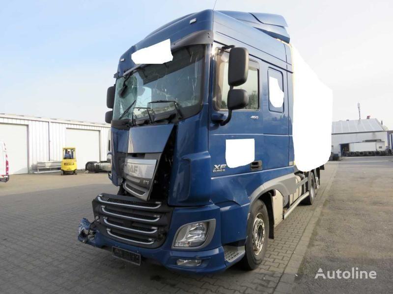 vente des moteurs daf xf106 pour camion daf de la lettonie, acheter