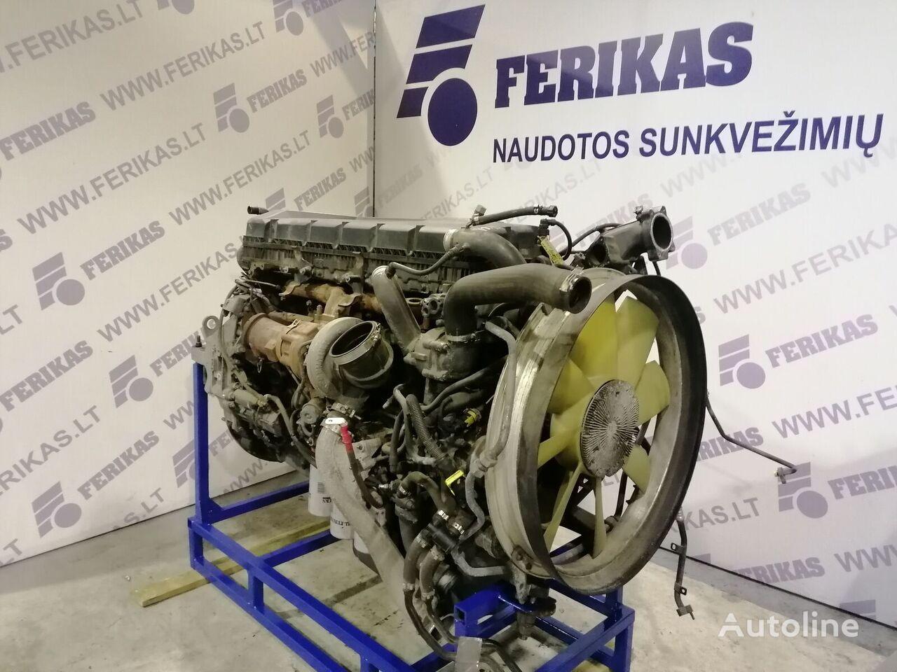 moteur RENAULT T eu6 DTI 11 460AG engine pour tracteur routier