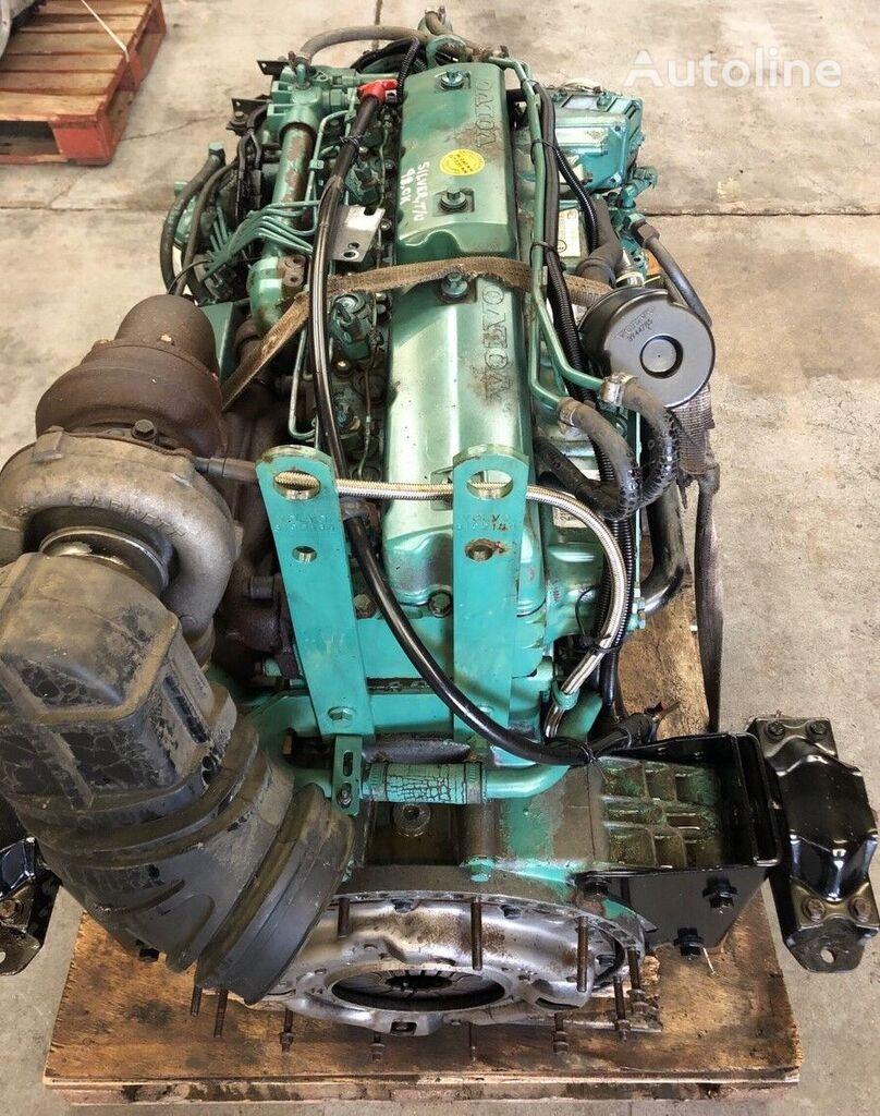 moteur VOLVO D6 499297 pour camion VOLVO FL6