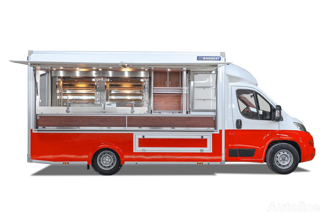 camion magasin < 3.5t BANNERT NA ZAMÓWIENIE Bannert  Kurczak Grill Food Truck/Chicken Grill Fo neuf